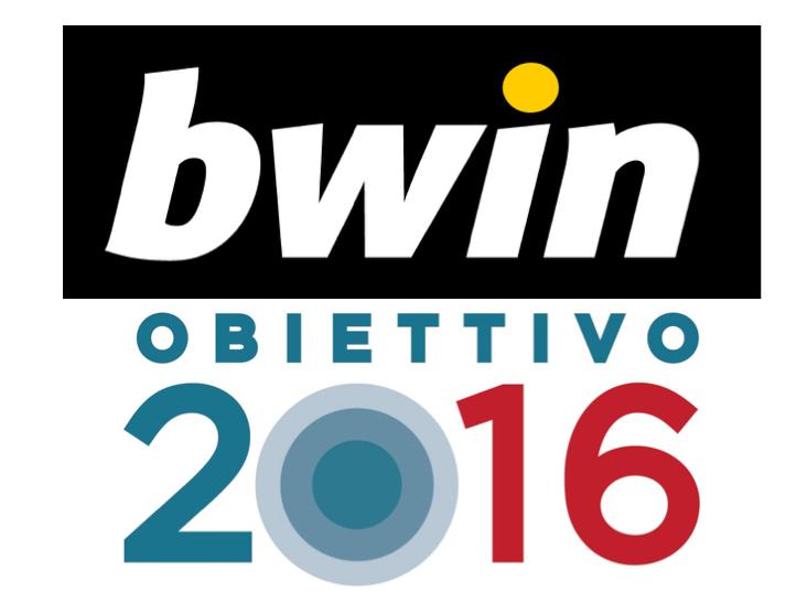 PRESS GIOCHI – Bwin, il colosso del betting sceglie Obiettivo 2016 per debuttare in Italia